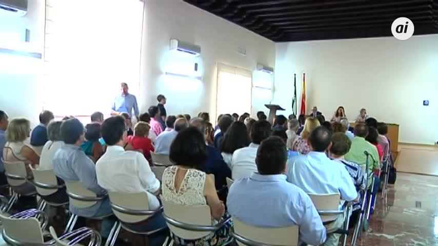 Los alumnos reciben ell Premio Extraordinario de Bachillerato en Cádiz