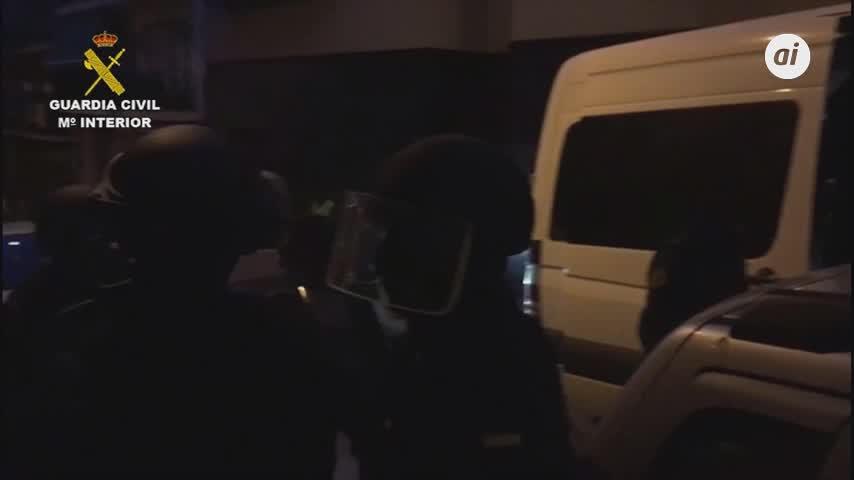 Dos detenidos en Mataró por captar yihadistas