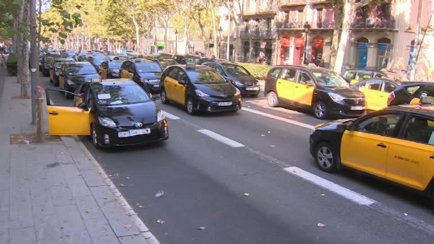 Los taxistas piden disculpas pero amenazan con volver a la huelga