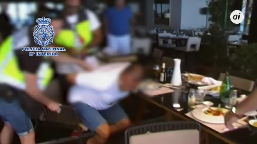 Golpe de la Policía Nacional en Sevilla contra las bandas georgianas