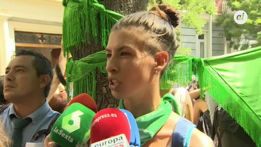 Argentina vota la legalización del aborto