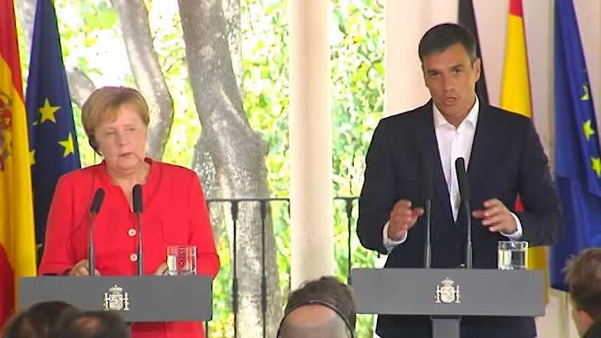 Acuerdo entre España y Alemania sobre crisis migratoria... en Sanlúcar