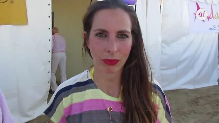 La preparadora Graziela Rodríguez, entre Dos Hermanas y Madrid