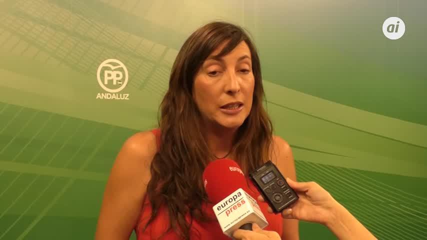 El PP-A reclama a Susana Díaz que comparezca en el Parlamento