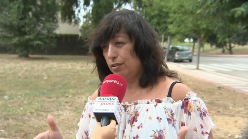Una superviviente recuerda los atentados de Cataluña un año después