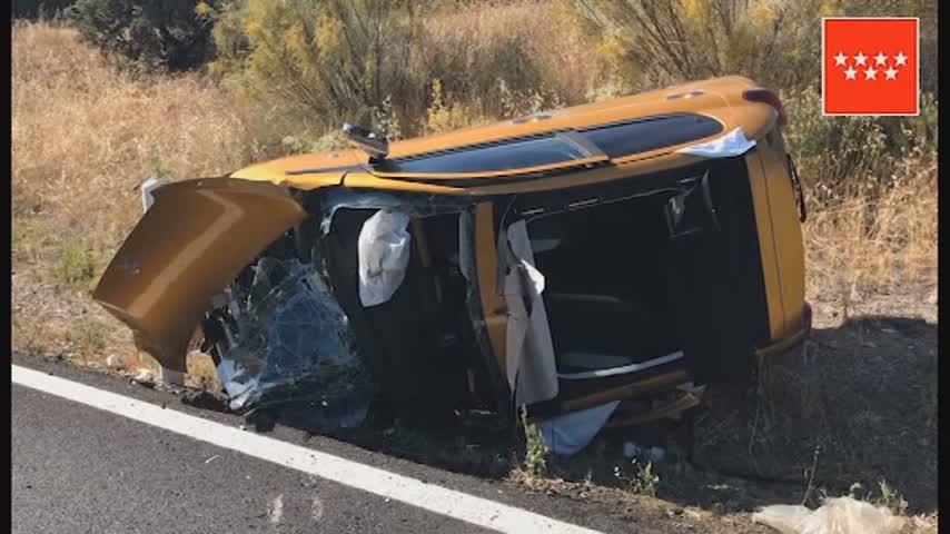 70 personas fallecen en la carreteras en la primera quincena de agosto