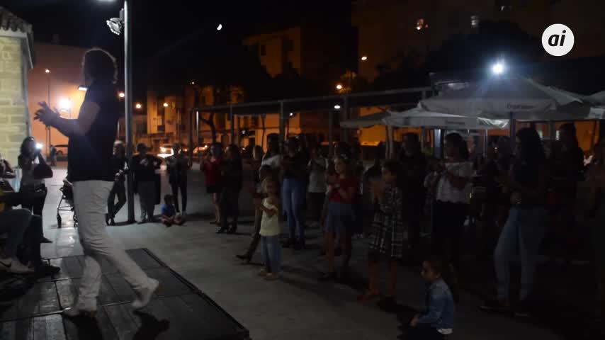 Jesús Carrillo enseña una pataíta por bulerías en doce minutos y pico
