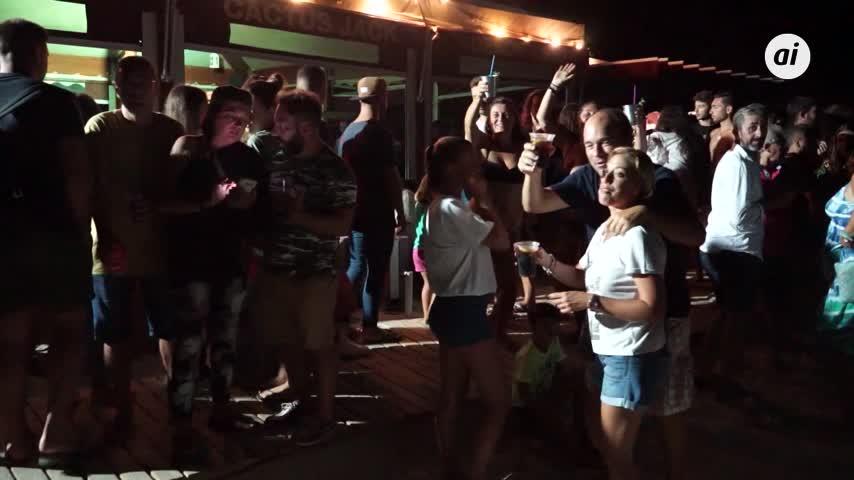 La Playa de Camposoto se vestirá de fiesta en la noche del viernes 24