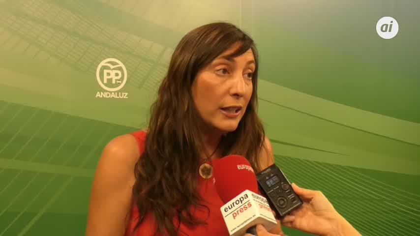 """El PP-A acusa a Díaz de """"subastar a los andaluces al postor"""" Sánchez"""