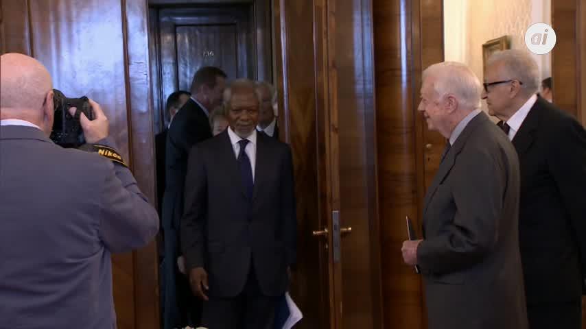 Muere a los 80 años Kofi Annan, ex secretario general de la ONU
