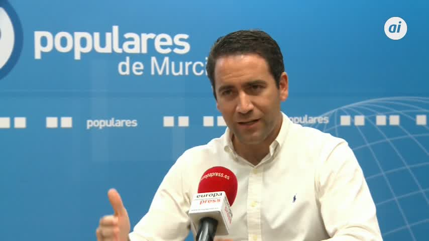 """El PP cree que el caso máster de Casado se irá """"desmoronando"""""""