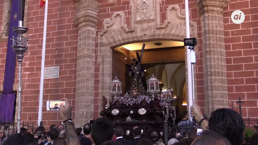 La salida del Nazareno cierra la programación del 250 aniversario