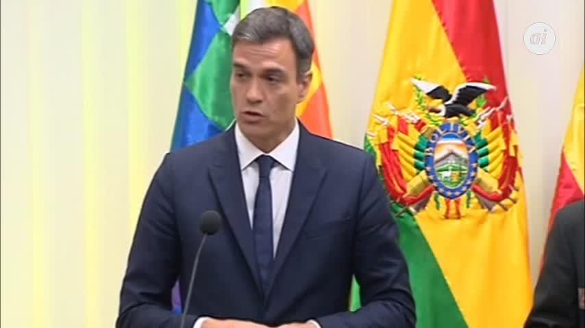 Sánchez plantea que el Valle los Caídos sea un cementerio civil