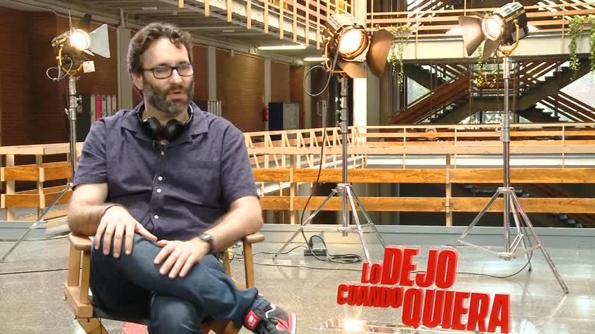 En marcha el rodaje de la comedia española 'Lo dejo cuando quiera'
