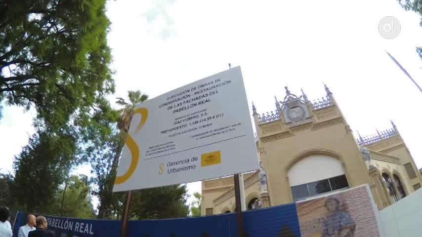 El Pabellón Real podría acoger el futuro museo de Aníbal González