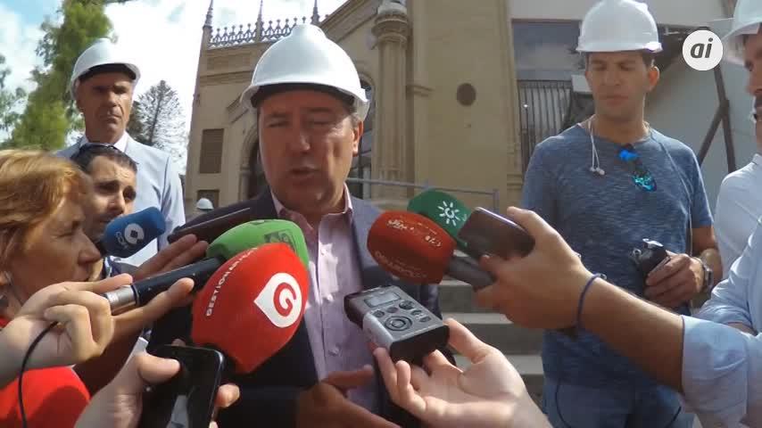 Espadas pretende reducir en un 10% la presión fiscal de Sevilla