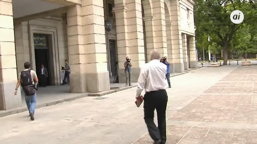 ERE: Excargo Ministerio y exletrada Cámara Cuentas decaen de testigos