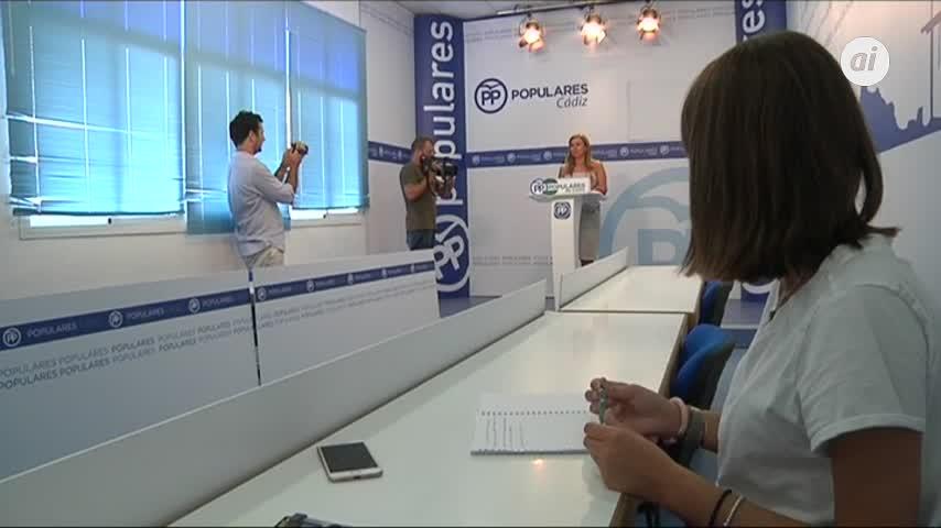 El PP reclama la reapertura del FPO de San Juan de Dios en Jerez