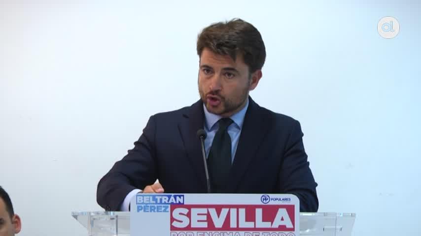 Beltrán Pérez propone una rebaja fiscal de 28 millones en el año 2019