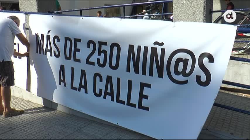 Los clubes se plantan y protestan ante el Ciudad de Cádiz