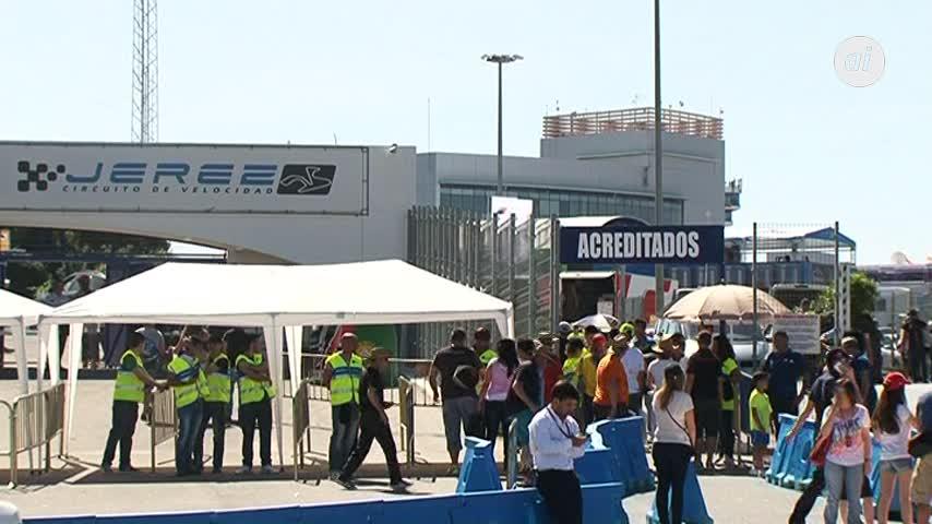 El Circuito de Jerez acogerá el GP de Motociclismo del 3 al 5 de mayo