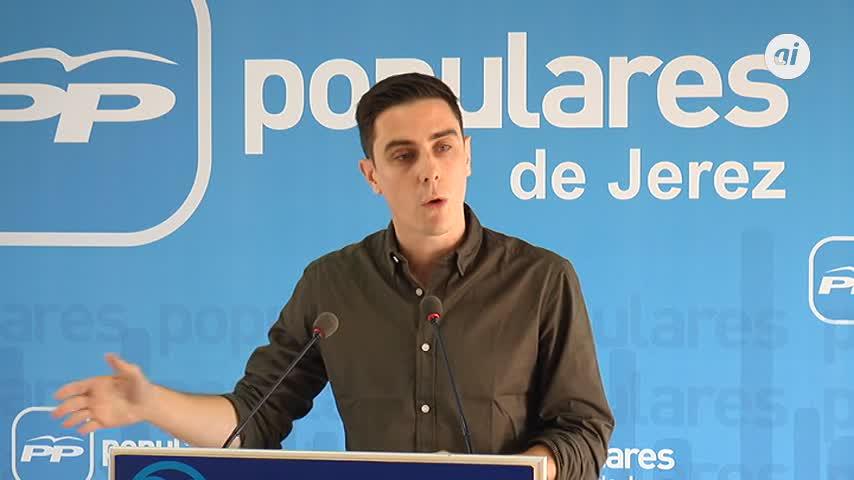"""El PP critica de nuevo el """"oscurantismo"""" del Gobierno local en Jerez"""