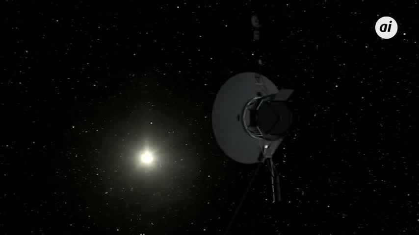 La Voyager 1 cumple 41 años de viaje espacial