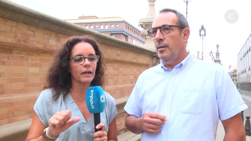 """""""Cacerolada"""" para iniciar el curso en el CEIP Joaquín"""