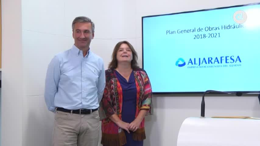 Aljarafesa ejecuta o licita obras por 12 millones en plan de inversión