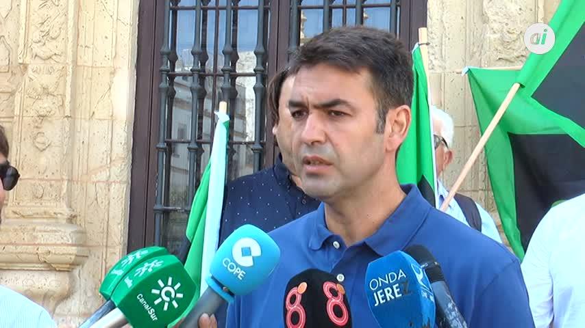 Joaquín Bellido presenta su candidatura a las primarias de AxSí