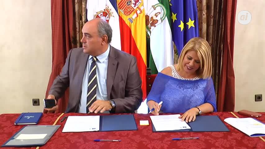 Jerez suma otros nueve nuevos autobuses tras la firma del renting