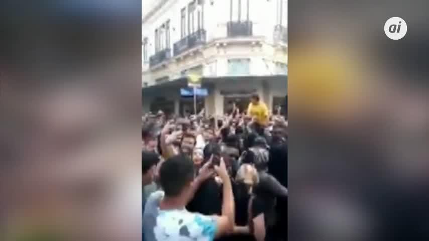 Ataque contra candidato aumenta tensión en Brasil