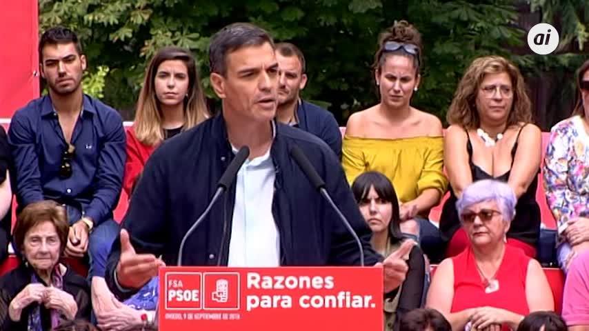 Sánchez anuncia un plan de choque contra el desempleo juvenil