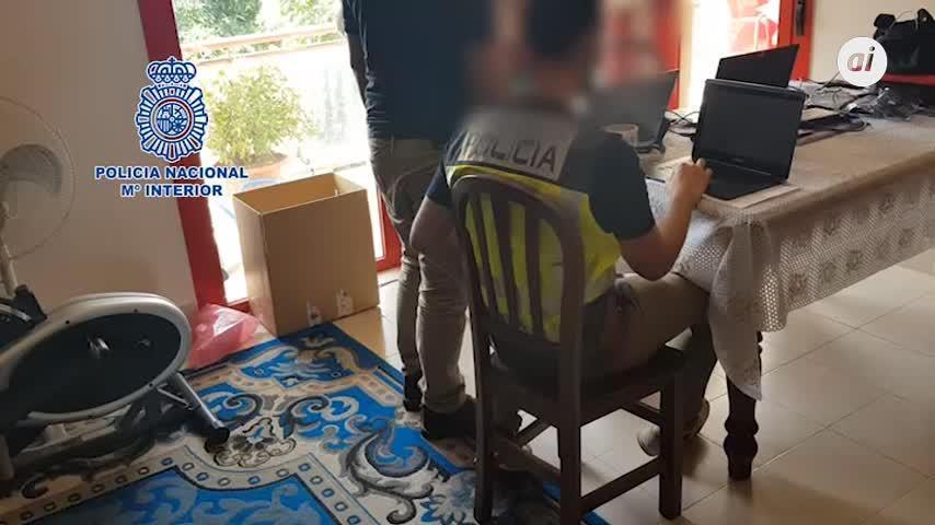Detenido en Huelva por sofisticados ciberataques a nivel mundial