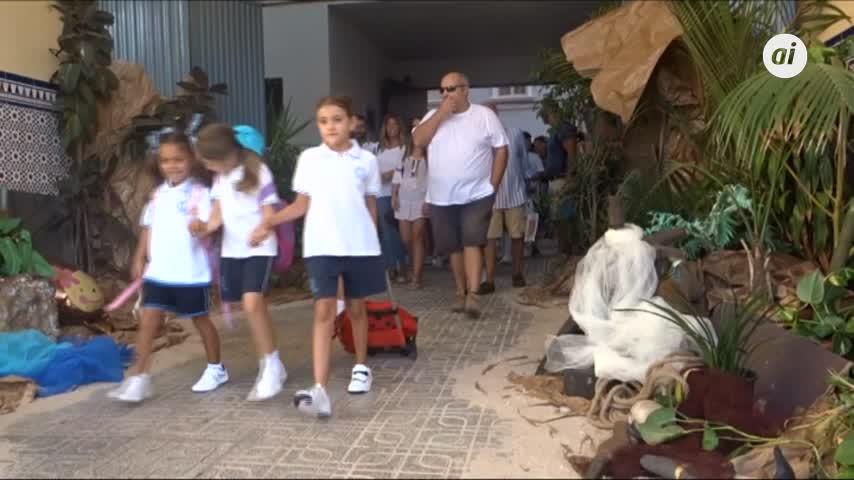 El San Vicente de Paúl se convierte en la Isla de la Esperanza