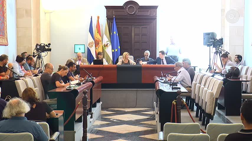 El Pleno aprueba la solicitud de 22,9 millones para pago a proveedores