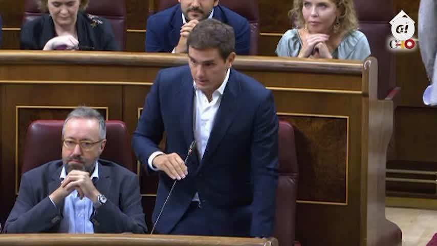 Rivera reta a Sánchez a publicar su tesis doctoral