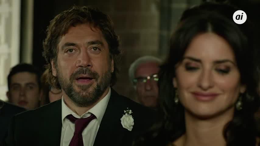 Penélope Cruz y Bardem presentan 'Todos lo Saben' junto a su director
