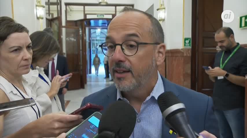 Campuzano, crítico con la dirección del PDeCAT por retirar la moción