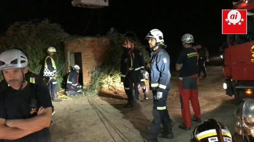 Muere un hombre de 70 años en el interior de un pozo en Soto del Real