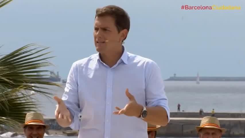 """Rivera pide elecciones y que Sánchez """"no anteponga el sillón"""""""