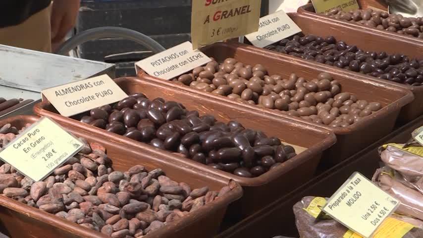 Madrid acoge el primer Salón Internacional del Chocolate
