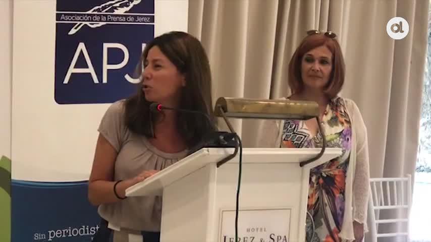 Ana Huguet, Premio Juan Andrés García por un especial de A Compás