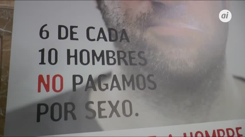 #Yonosoycómplice, la campaña municipal contra la prostitución y trata