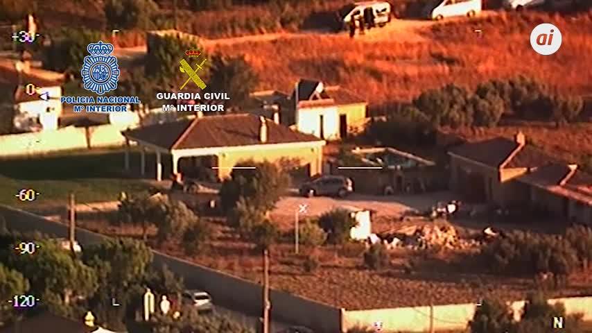 Desmantelan un grupo de narcos que introducía hachís por Algeciras