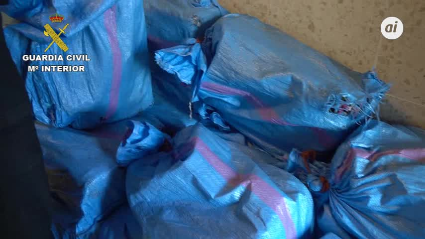 Prisión sin fianza para los dos transportistas de hachís en Isla