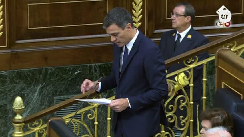Sánchez asegura su voluntad de limitar los secretos oficiales