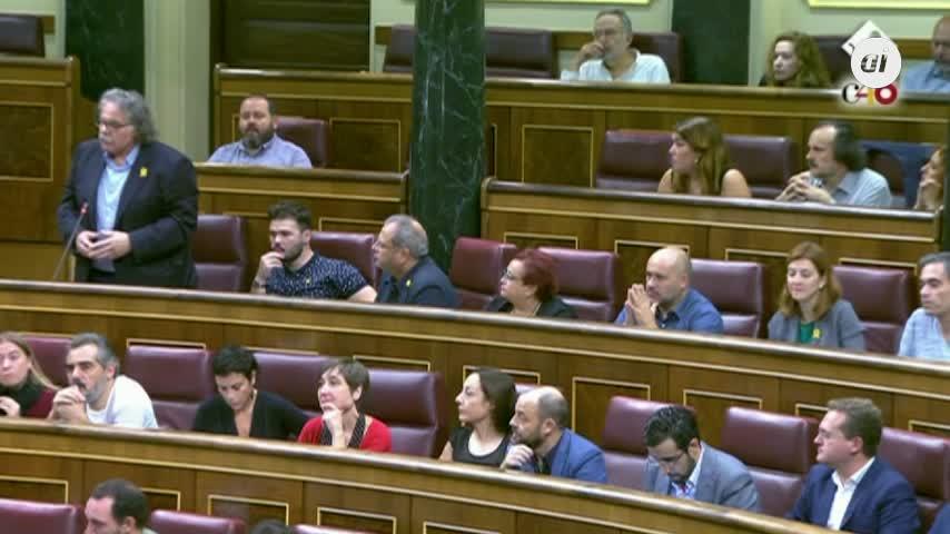 ERC: no pactará Presupuestos si fiscal no retira el delito de rebelión