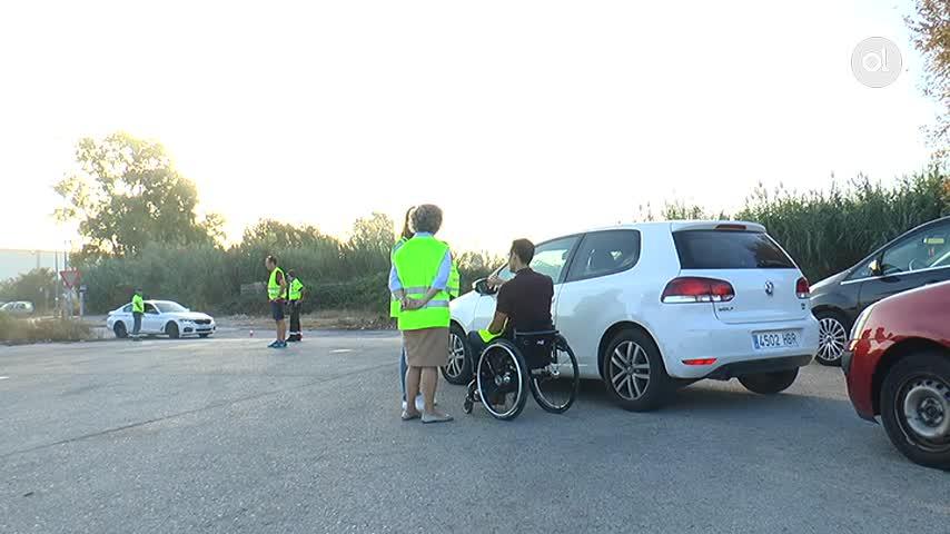 Objetivo: concienciar sobre el riesgo de las distracciones al volante