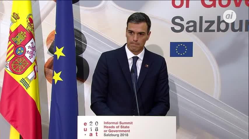 Sánchez espera cerrar un acuerdo en octubre sobre Gibraltar